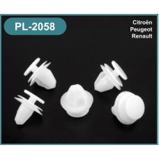 Muoviklipsi PL-2058