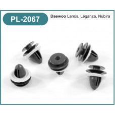 Muoviklipsi PL-2067