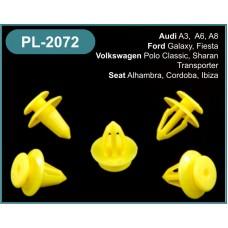 Muoviklipsi PL-2072