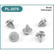 Muoviklipsi PL-2078