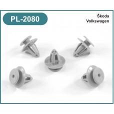 Muoviklipsi PL-2080
