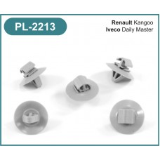Muoviklipsi PL-2213