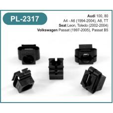 Muoviklipsi PL-2317