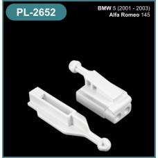 Muoviklipsi PL-2652