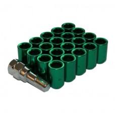 Tuner rengasmutterit M12 - 20KPL